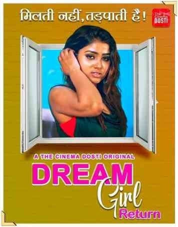 Dream Girl Return 2020 CinemaDosti Hindi Short Film 720p HDRip 170MB x264